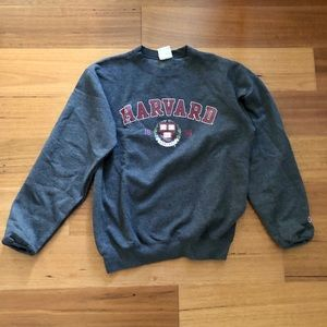 Harvard university sweatshirt - S